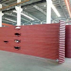 山西膜式水冷壁價格 直流鍋爐水冷壁報價