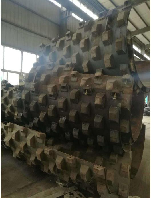 压路机凸块 福州徐工XS263徐工压路机羊角碾生厂厂家