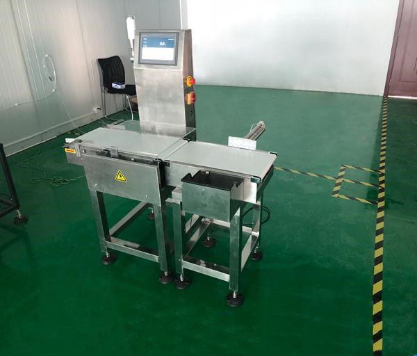 重量检测机厂家地址 凉茶整箱重量检测机一对一定制