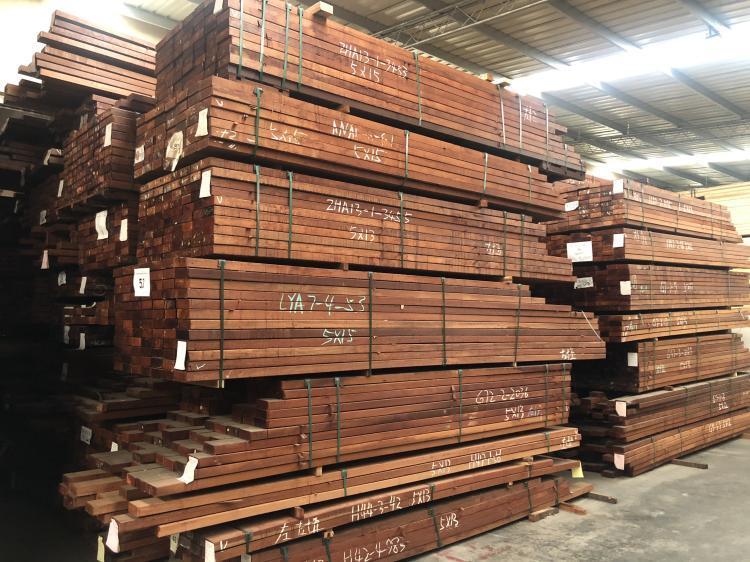 木栈道 梅州芬兰木牌子
