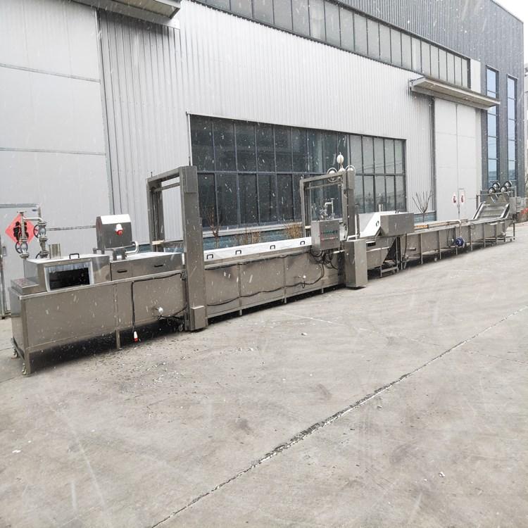 新式玉米加工设备 河北新式玉米蒸煮机单价