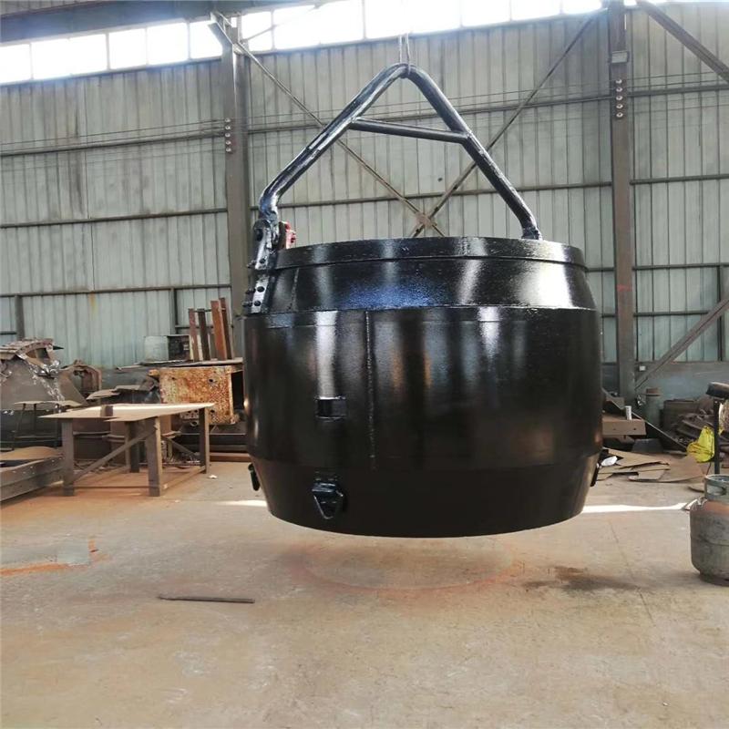 矿用立井吊桶