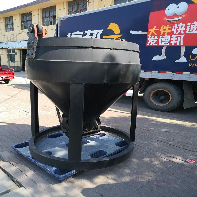物料桶 大同2方吊桶厂家销售