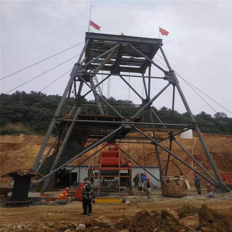 二手5吨10吨稳车 郑州多功能井架子品类齐全