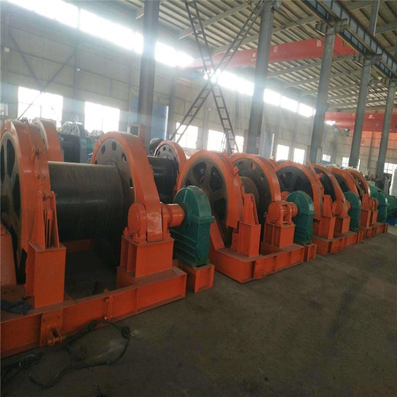 凿井稳车 郑州25吨凿井稳车使用范围