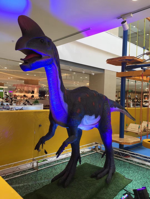 江苏景区布景景观恐龙模型报价表