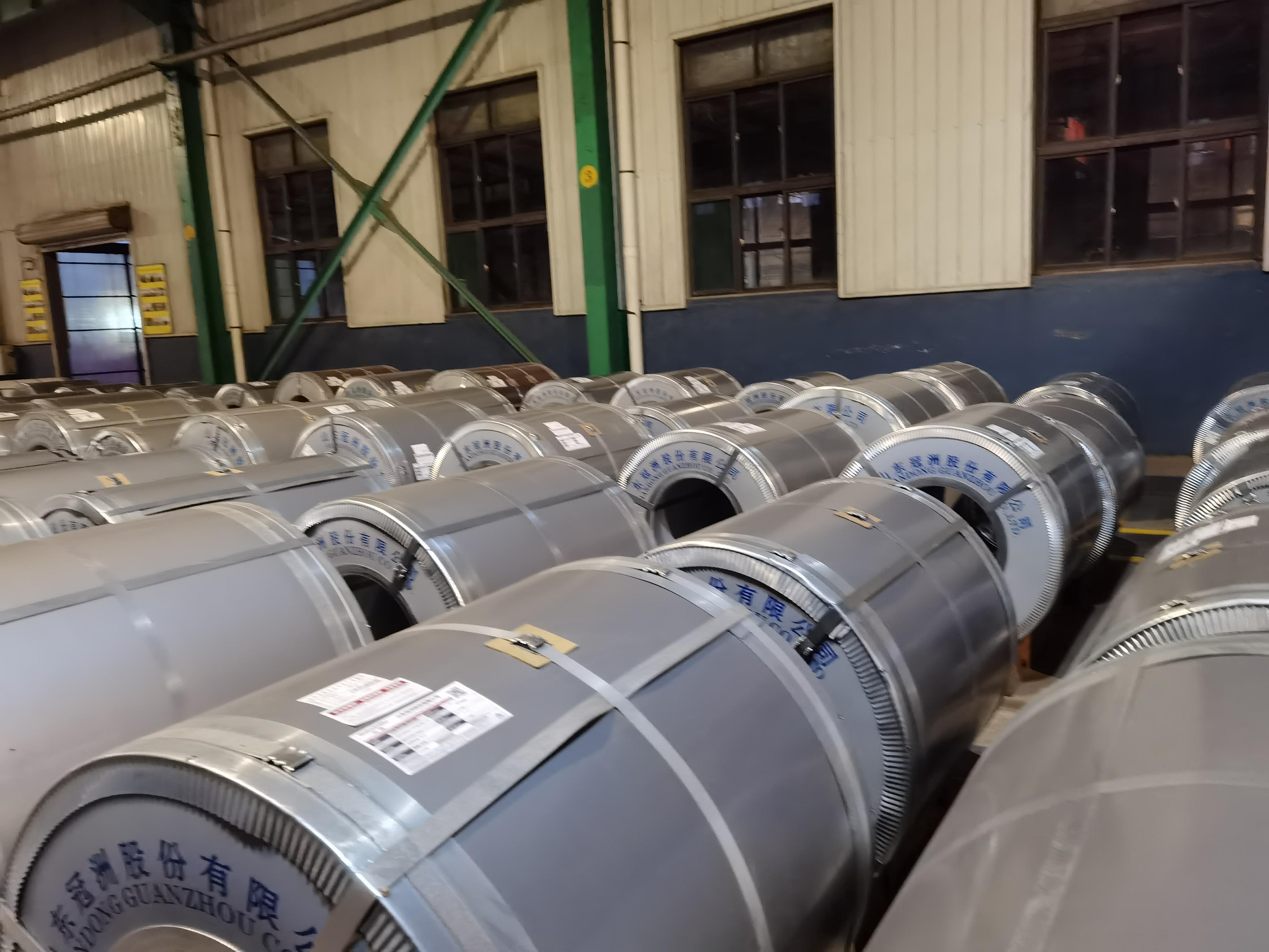 锌铝镁光板 烟台高铝锌铝镁光板批发价格