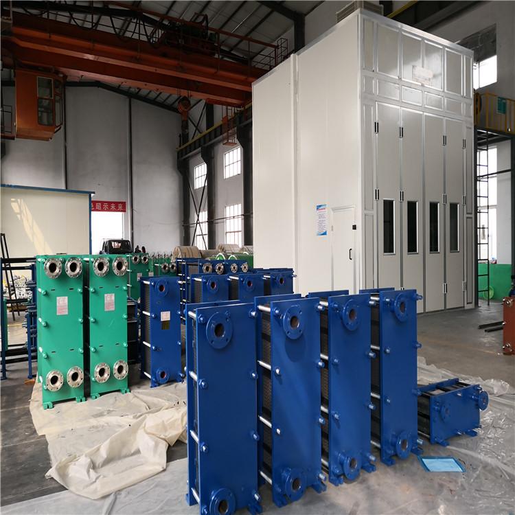 板式冷却器 辽宁10平方板式换热器制造商