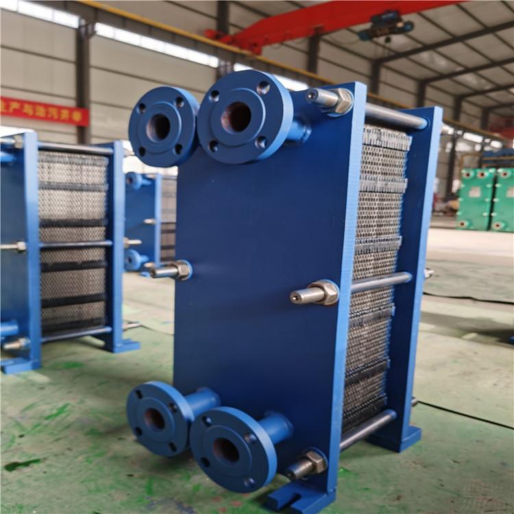 板式冷卻器 廣西30平立暖氣換熱器批發