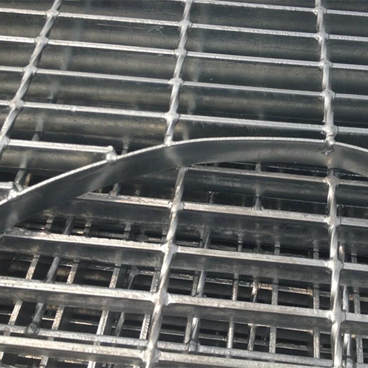 排水沟钢格板 定西市异形钢格板厂商