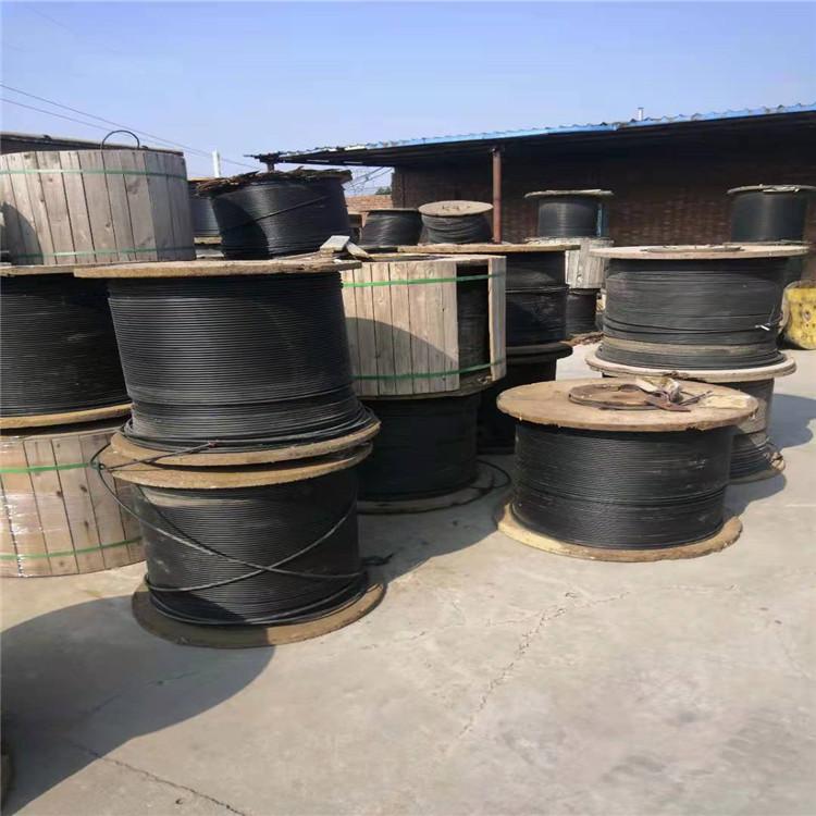 出售光缆 江西8芯光缆回收收购