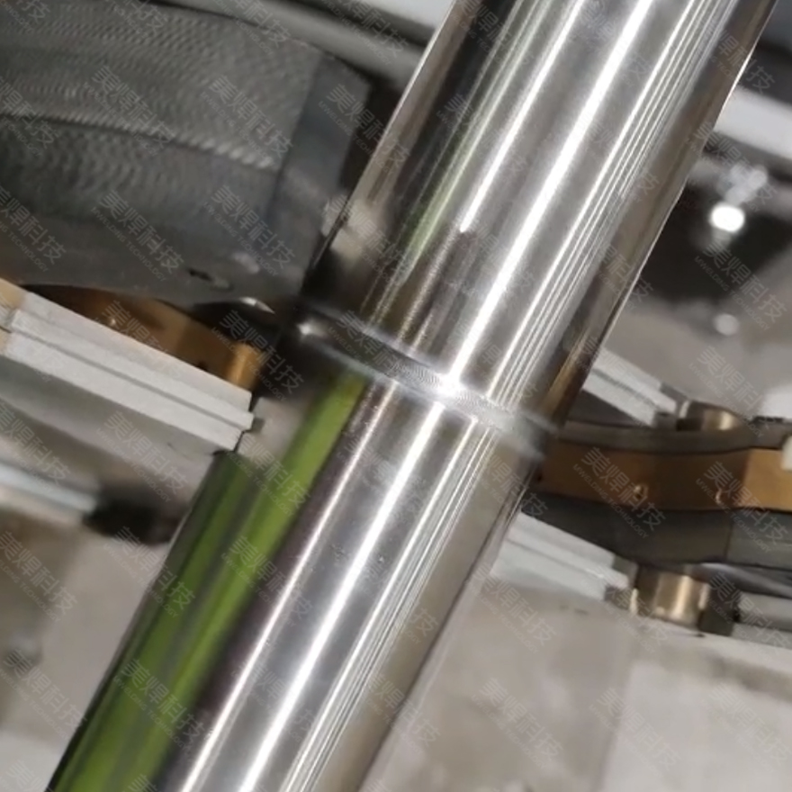 不锈钢管自动焊机 沈阳水处理钛管焊机厂商