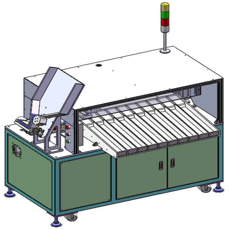 昆山锂电池分选机 自动新的锂电池快速分选费用