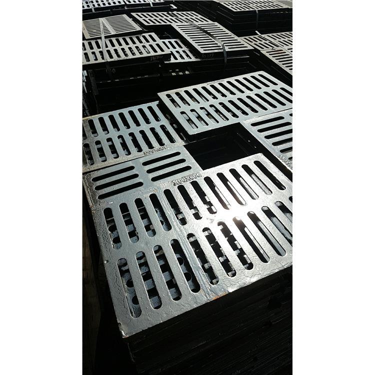 怒江重型铸铁单篦子 水沟篦子盖板销售