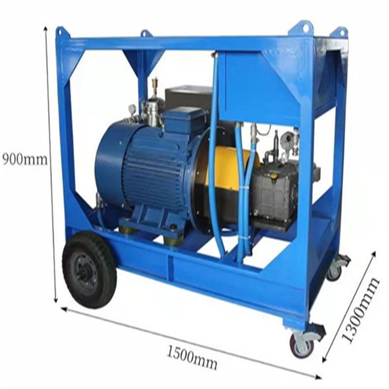 工业用高压清洗机图片