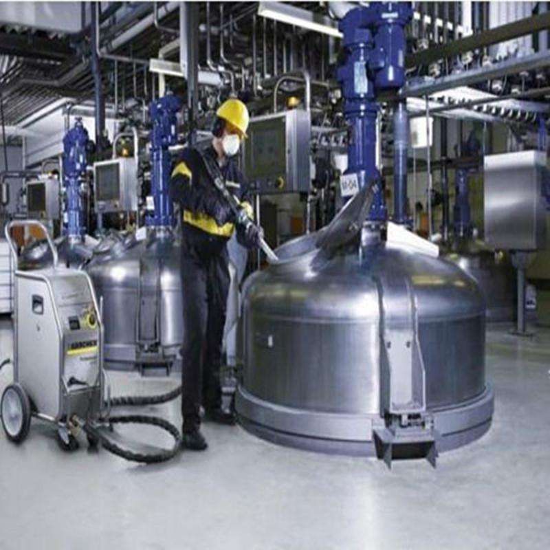 高压清洗机怎么安装水管