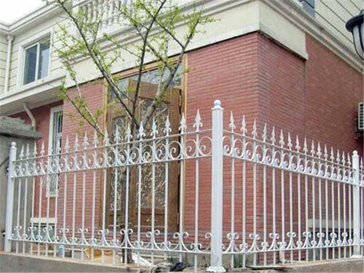 西安铁艺来料 护栏护窗国栏定制