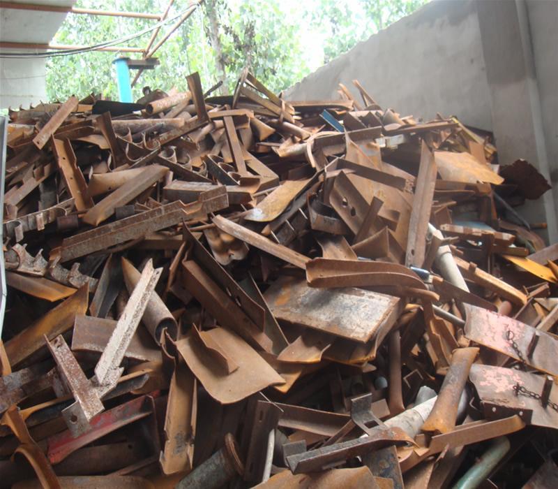 工地废钢筋回收 上海收购各种工业废铁废钢上门看货