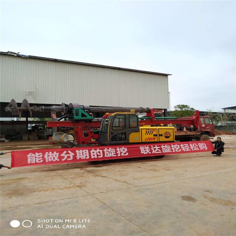 生产打桩机厂家 山西地基钻机生产厂商