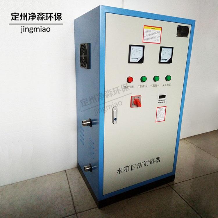 臭氧发生器 生活泵房水池自洁消毒器工艺精湛