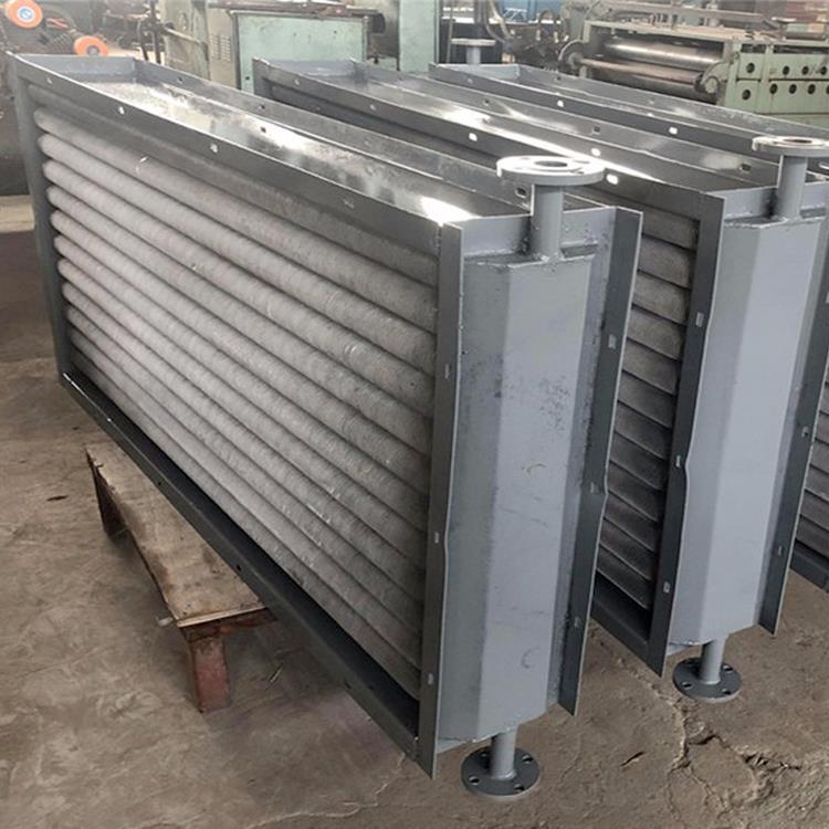 翅片管换热器干燥设备用翅片管散热器