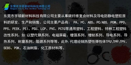 PC/ABS防静电  东莞宇硕