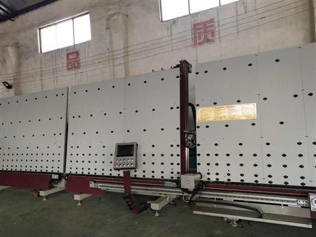中空玻璃生产线  工程用数控玻璃打胶机