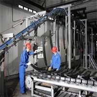 天津汽车钢板弹簧  静电喷塑涂装设备工艺设备设计规划