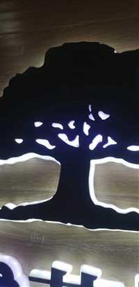 杭州市招牌字LED灯
