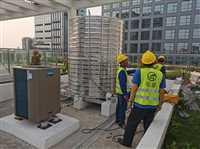 商用10p空气能热水器三年质保
