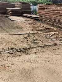 东西湖区建筑工程租赁钢板一天多少钱