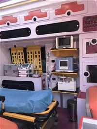 北京长途救护车正规救护中心-